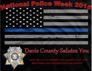 Natl police week 2015